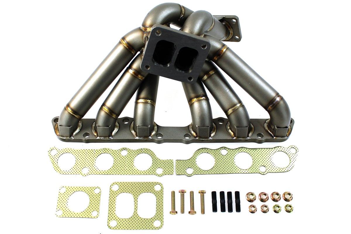 Kolektor wydechowy Toyota 2JZ-GE Turbo EXTREME - GRUBYGARAGE - Sklep Tuningowy